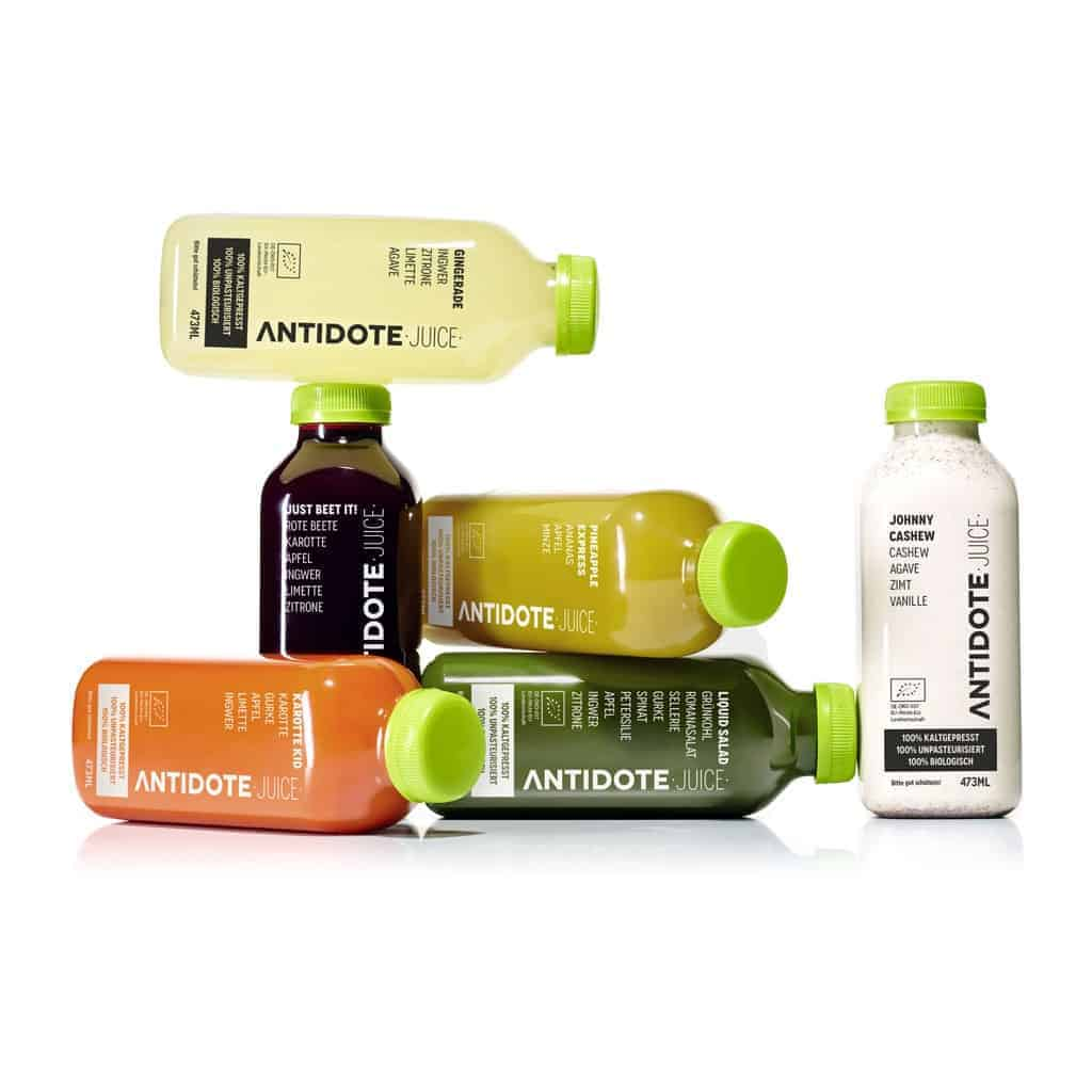 Antidote Juice Cleanse Paket