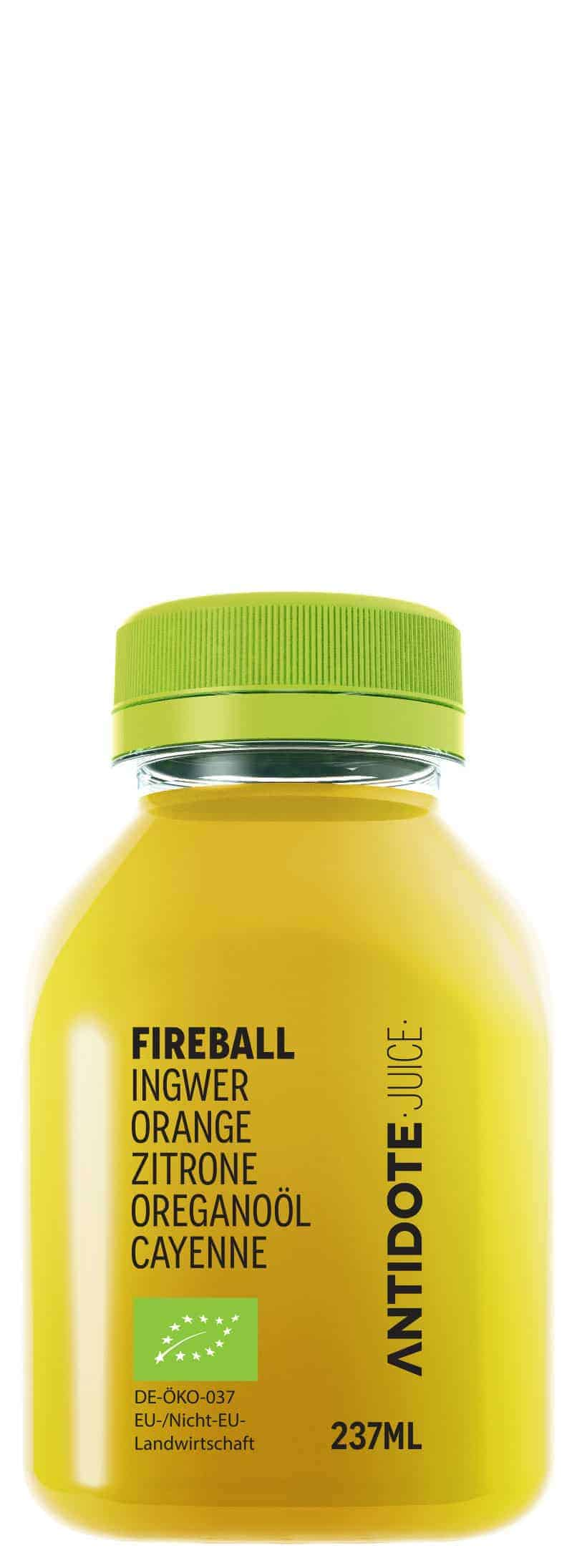 Fireball - Antidote Juice