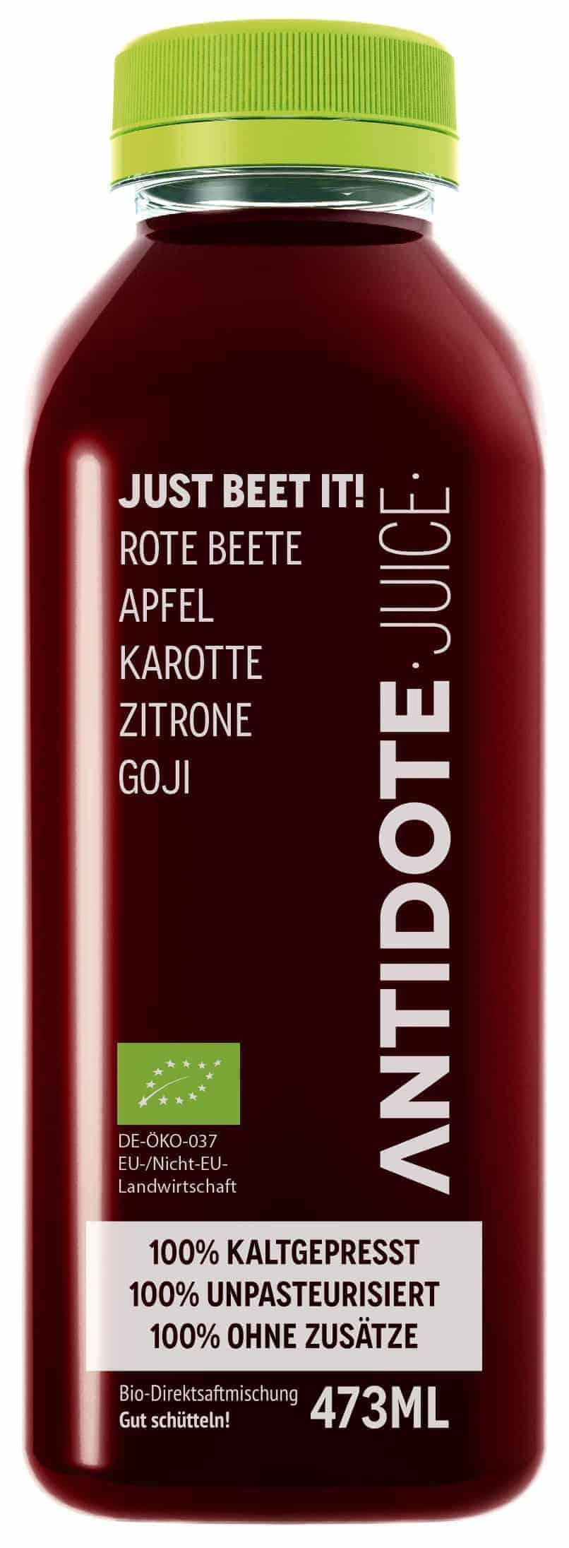 Just beet it! - Antidote Juice