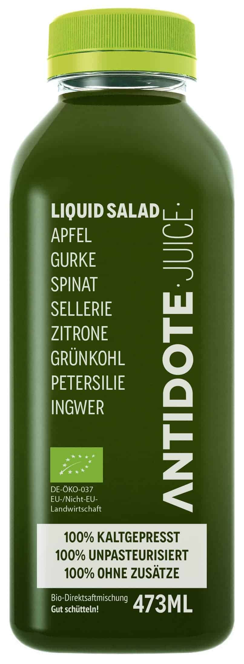 Liquid Salad - Antidote Juice