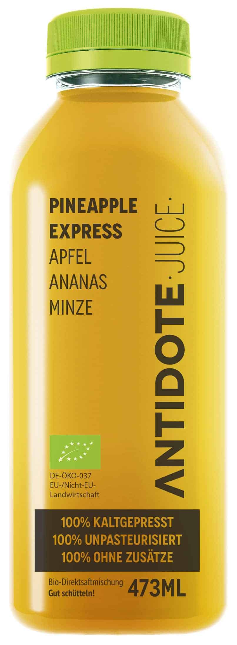 Pineapple Express - Antidote Juice