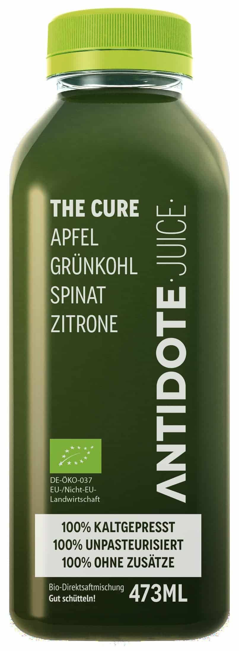 The Cure - Antidote Juice