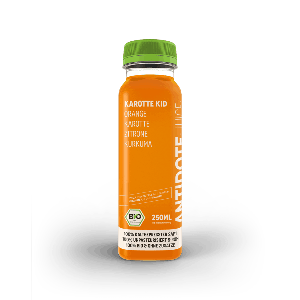 Antidote Juice Karotte Kid
