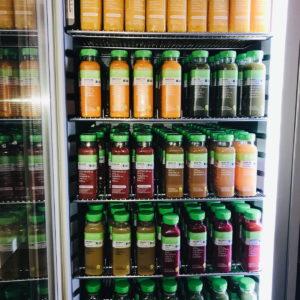 Antidote Saft Kühlschrank