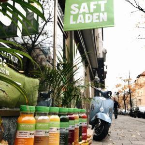I·DO Biosaft Saftladen