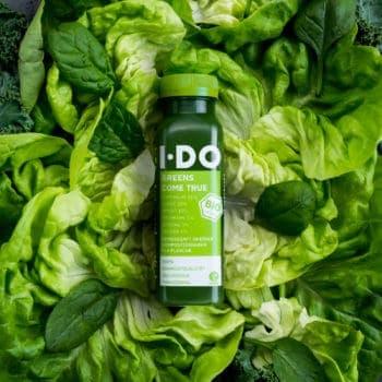 IDO Greens Come True Grüner Bio Smoothie