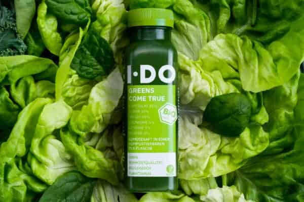 IDO Greens Come True Grüner Bio Smoothie