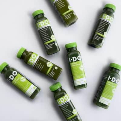 Grüne Säfte von I·DO