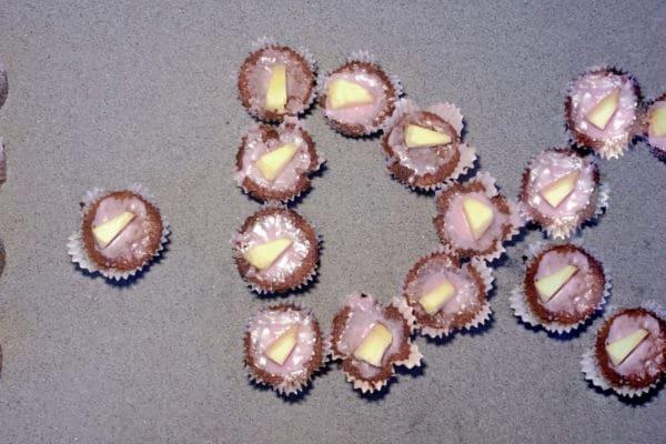 IDO Cupcakes Pineapple