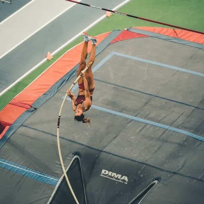Katharina Bauer Stabhochspringerin (Olympiateam)