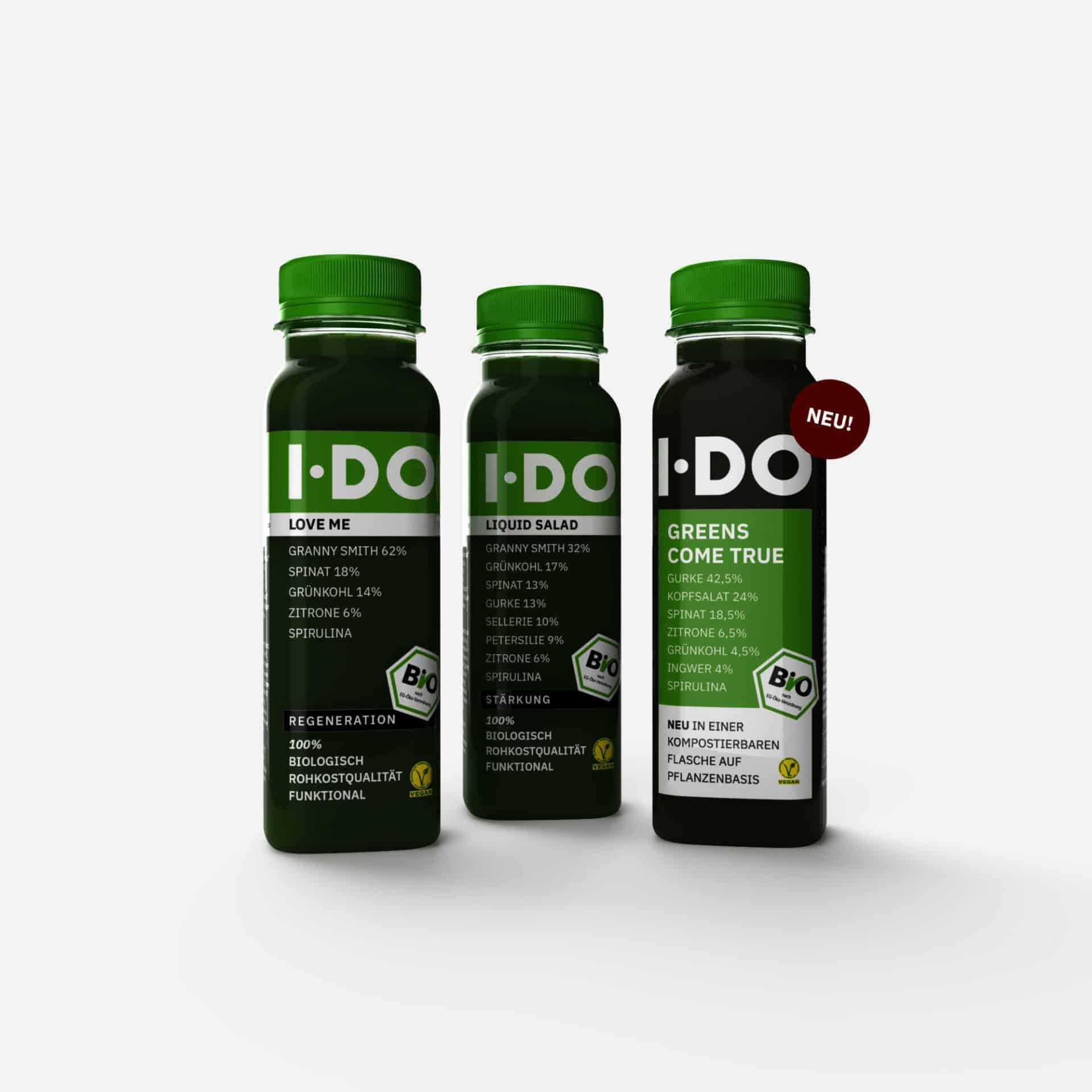 ido biosaft mit sinn green team
