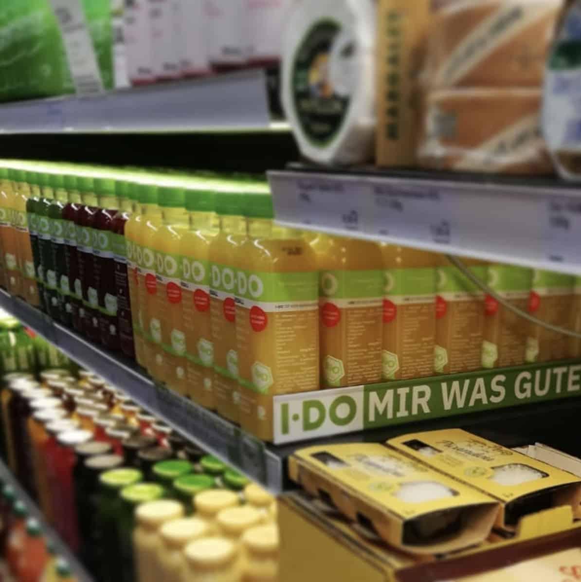 I·DO Biosaft im Biomarkt