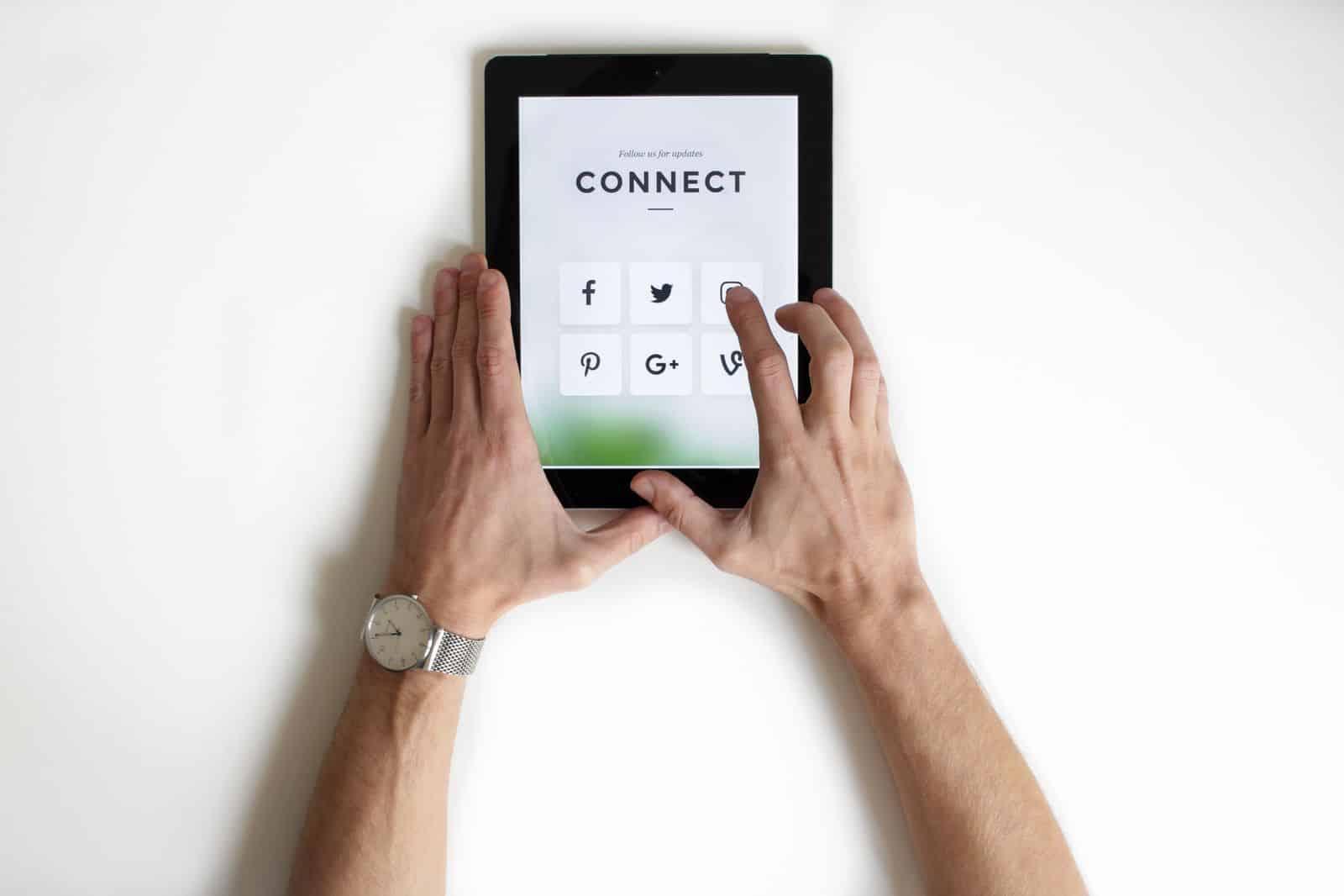 tablet mit app
