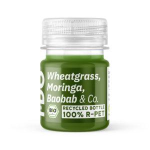 IDO z3n Weizengras Saft Ingwer weizengrasshot