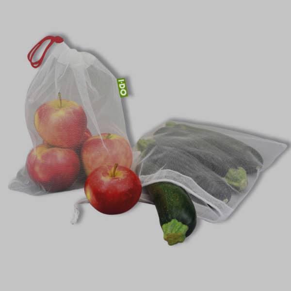 IDO food bag veggiebag gemuesenetz obstnetz