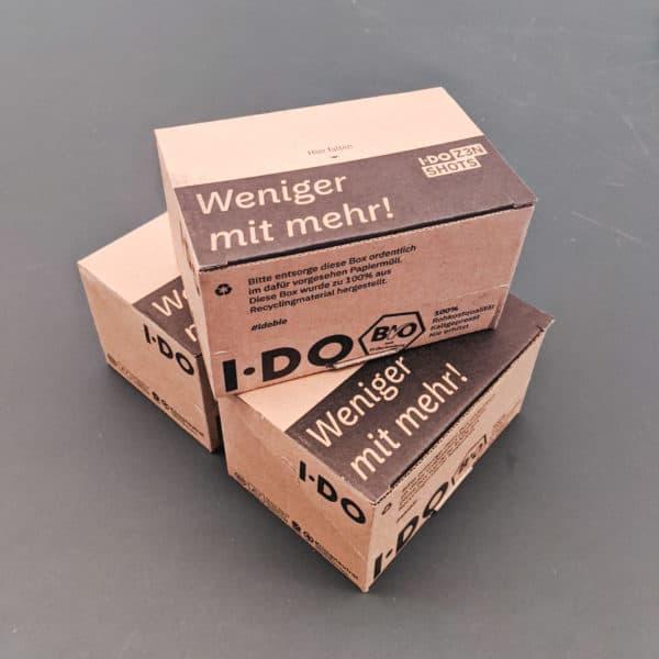 3 Boxes of I·DO z3n Shots
