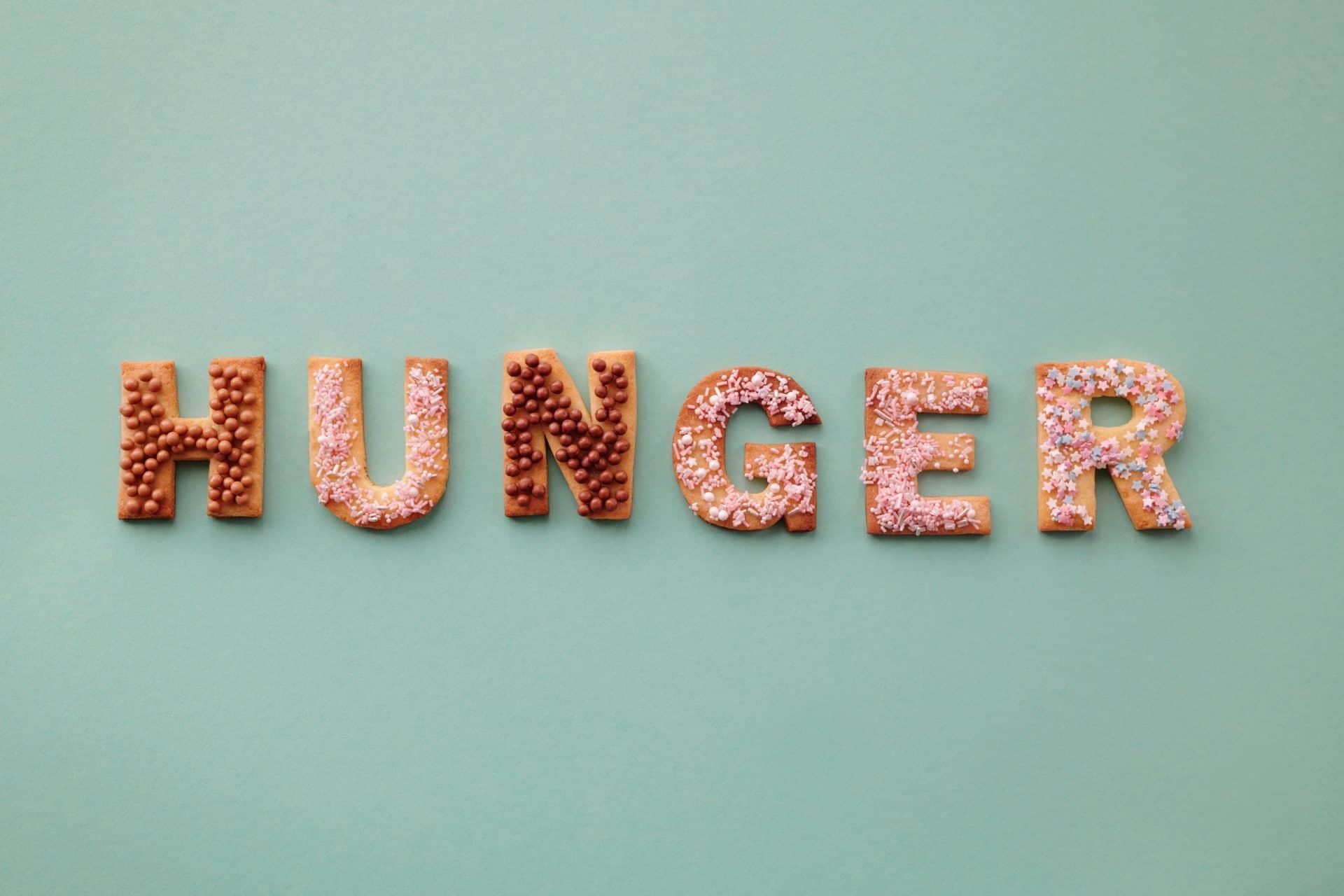 Hunger auf Kekse